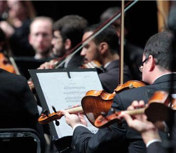 Foto: Orquestra Sinfônica de Minas Gerais