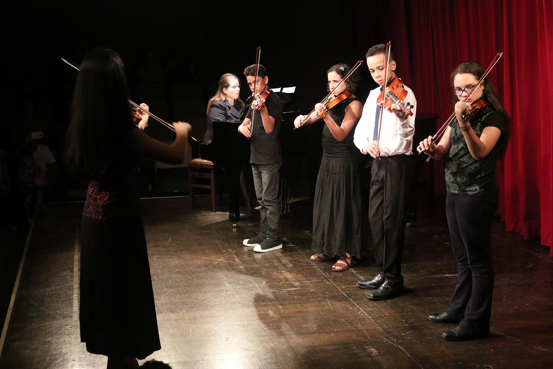 Foto: Escola de Música