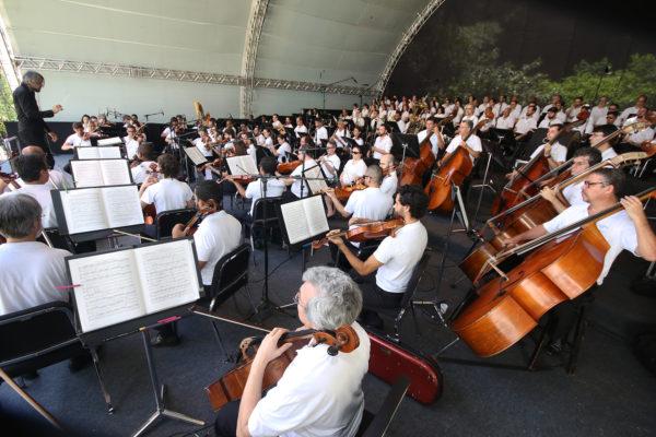 Foto: Concerto no Parque