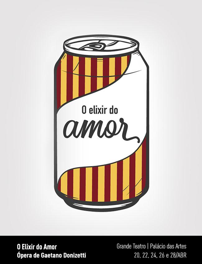 Evento: O Elixir do Amor | Ópera de Gaetano Donizetti