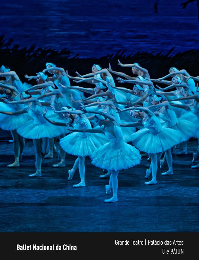 Evento: Ballet Nacional da China