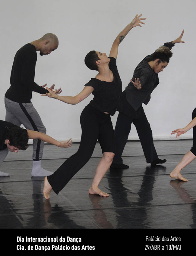 Evento: Dia Internacional da Dança