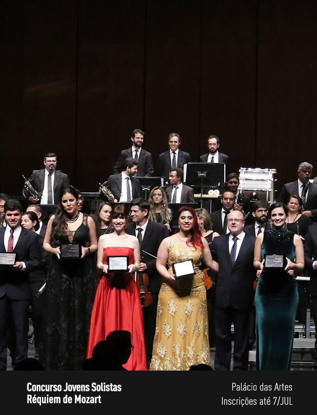 Evento: Concurso Jovens Solistas | Inscrições abertas