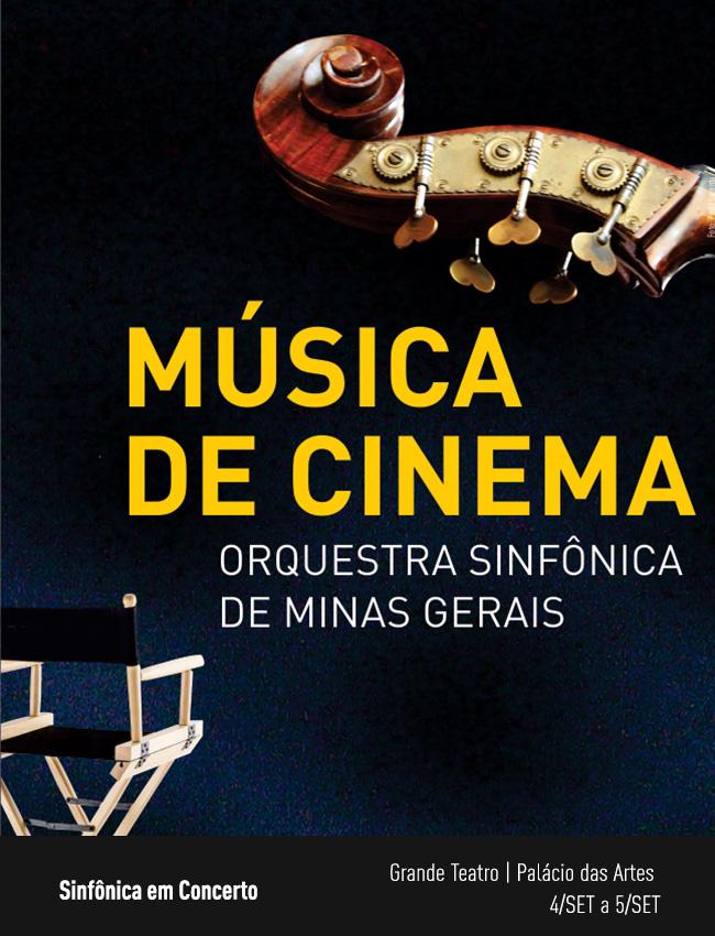 Evento: Sinfônica em Concerto | Música de Cinema