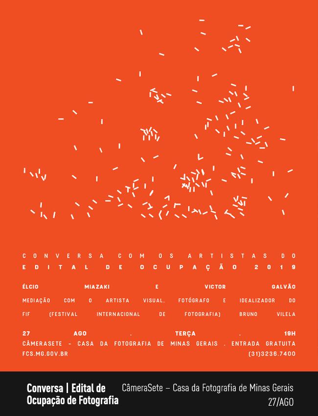 Evento: Conversa | Edital de Ocupação de Fotografia