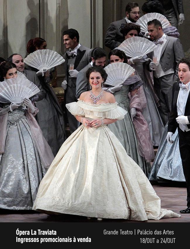 Evento: Ópera La Traviata