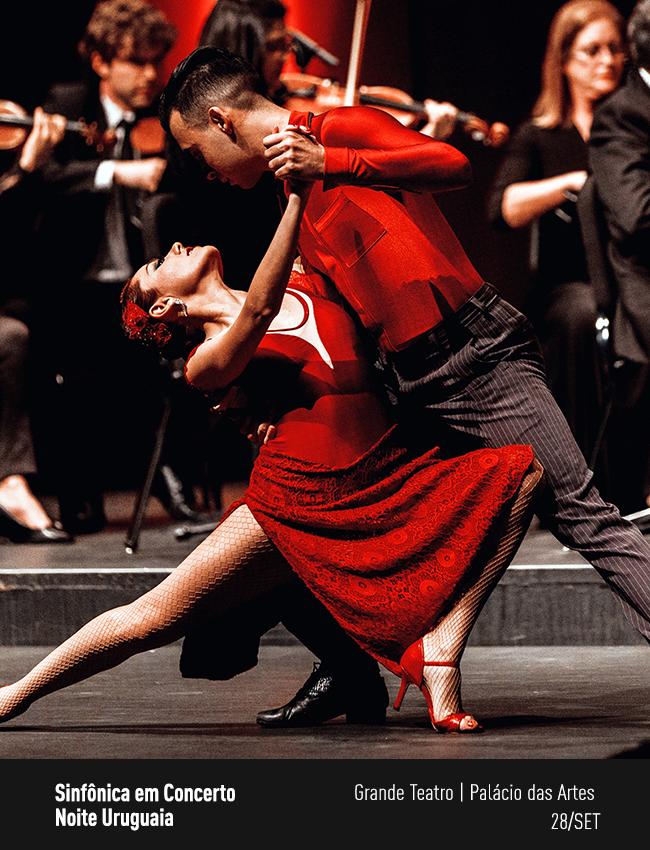 Evento: Sinfônica em Concerto | Noite Uruguaia