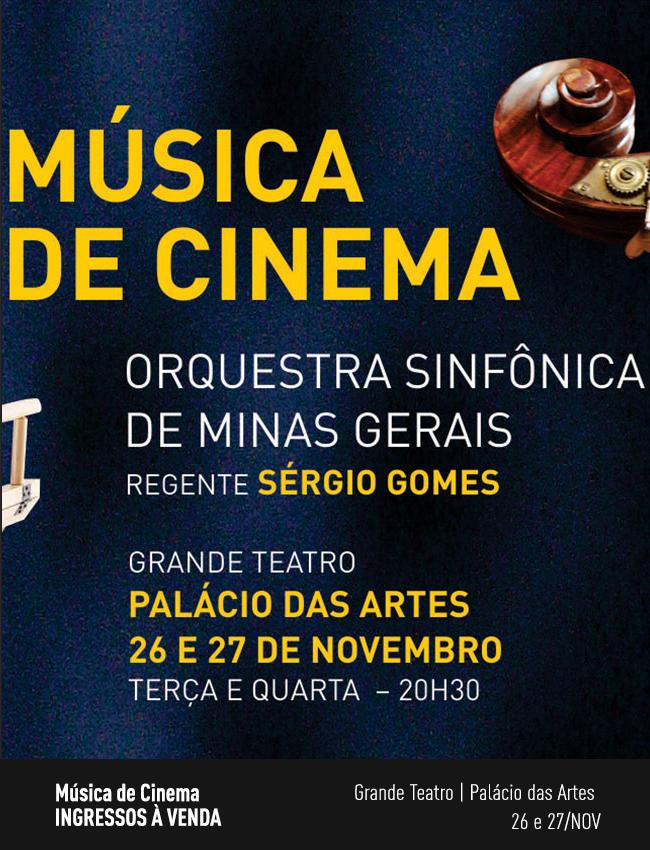 Evento: Música de Cinema