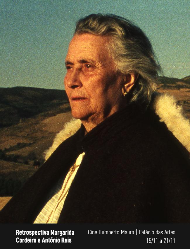 Evento: Retrospectiva Margarida Cordeiro e António Reis