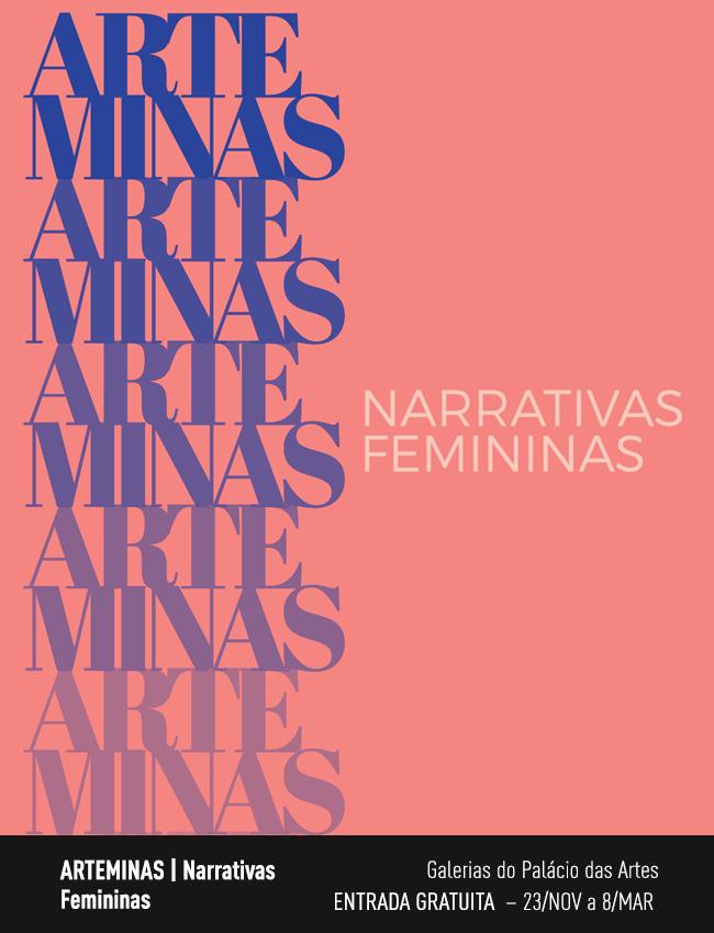 Evento: ARTEMINAS | Narrativas Femininas