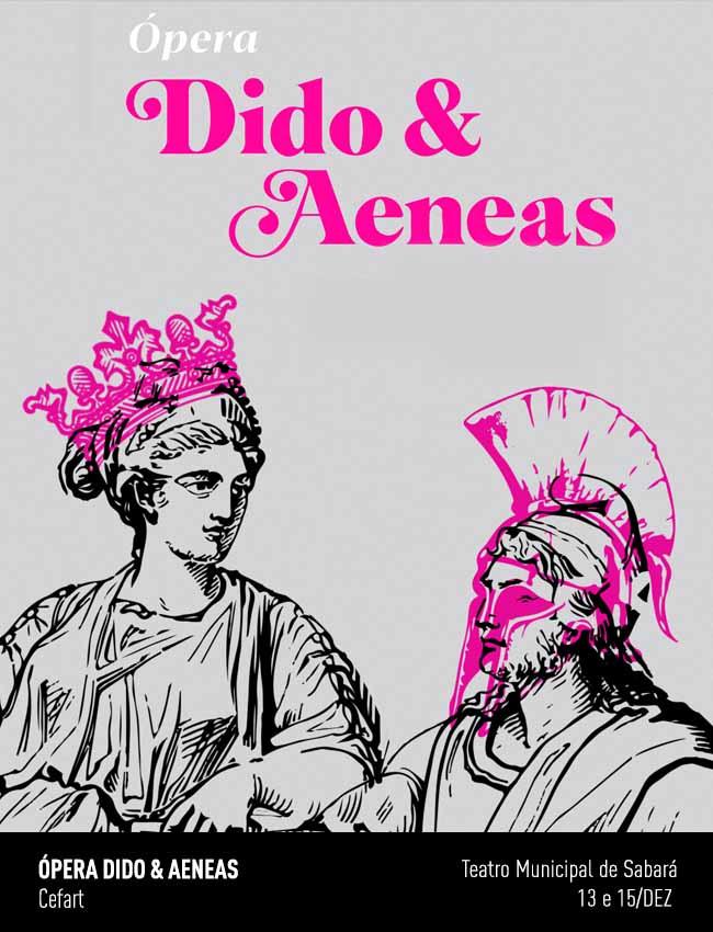 Evento: Ópera Escola   Dido e Aeneas