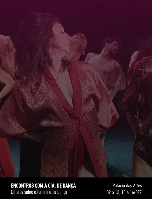 Evento: Encontros com a Cia. de Dança