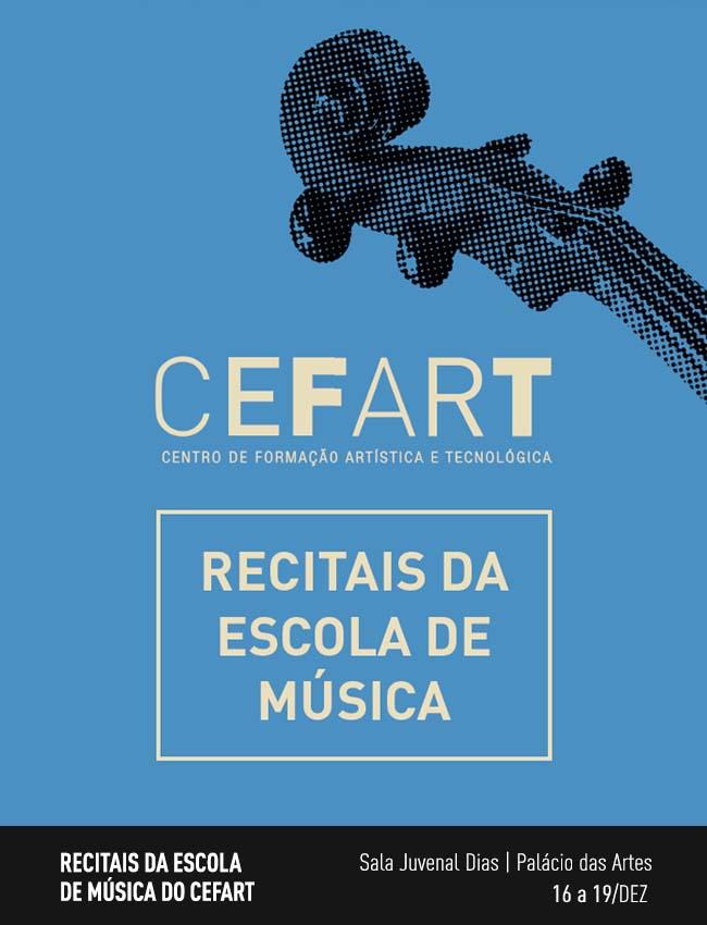 Evento: Recitais da Escola de música do Cefart
