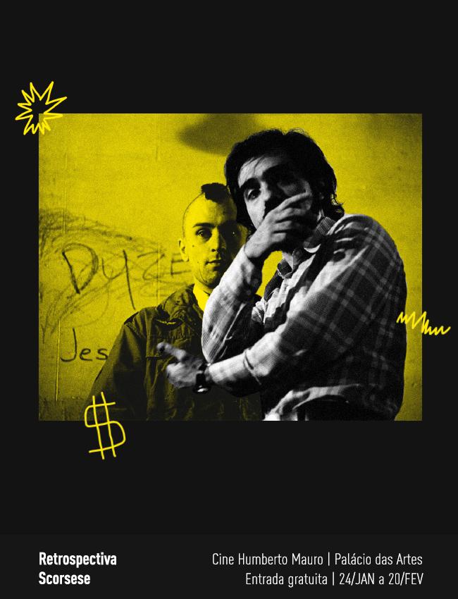 Evento: Mostra   Retrospectiva Scorsese
