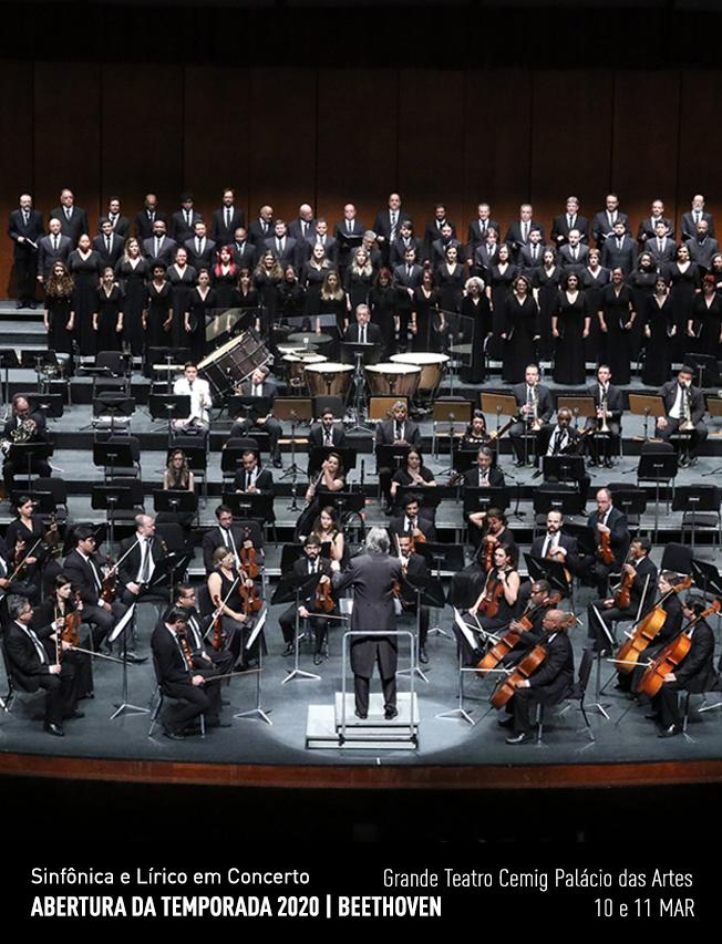Evento: Sinfônica e Lírico em Concerto | Abertura de Temporada