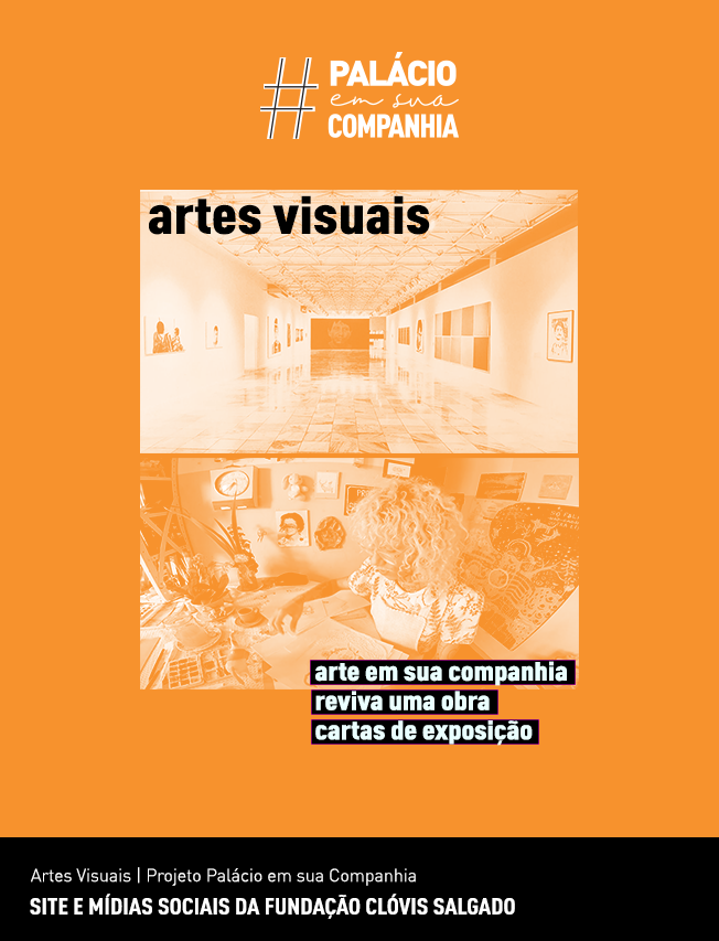 Evento: FCS promove reflexões sobre Artes Visuais pelo #palacioemsuacompanhia