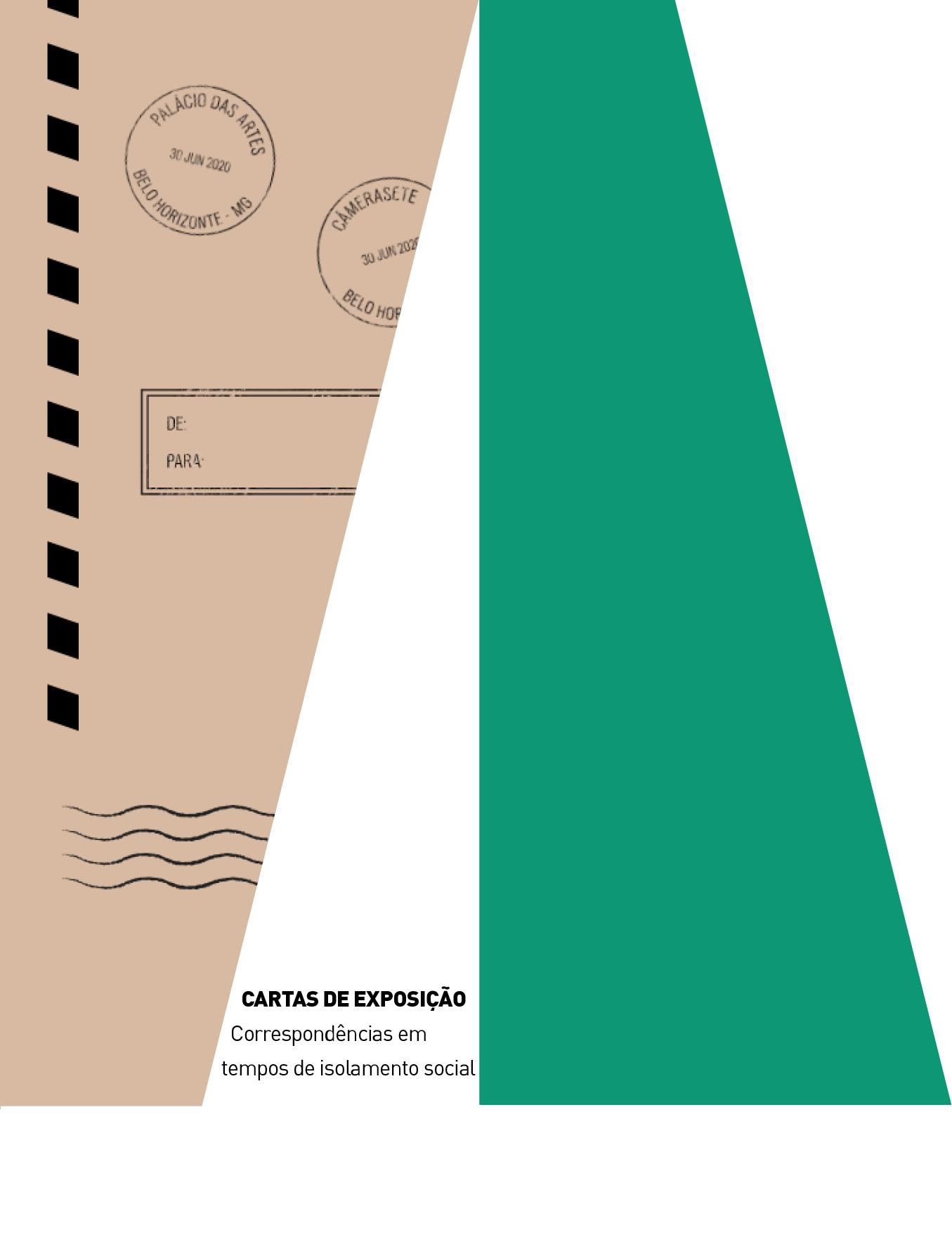 Evento: Cartas de Exposição: correspondências em tempos de isolamento social
