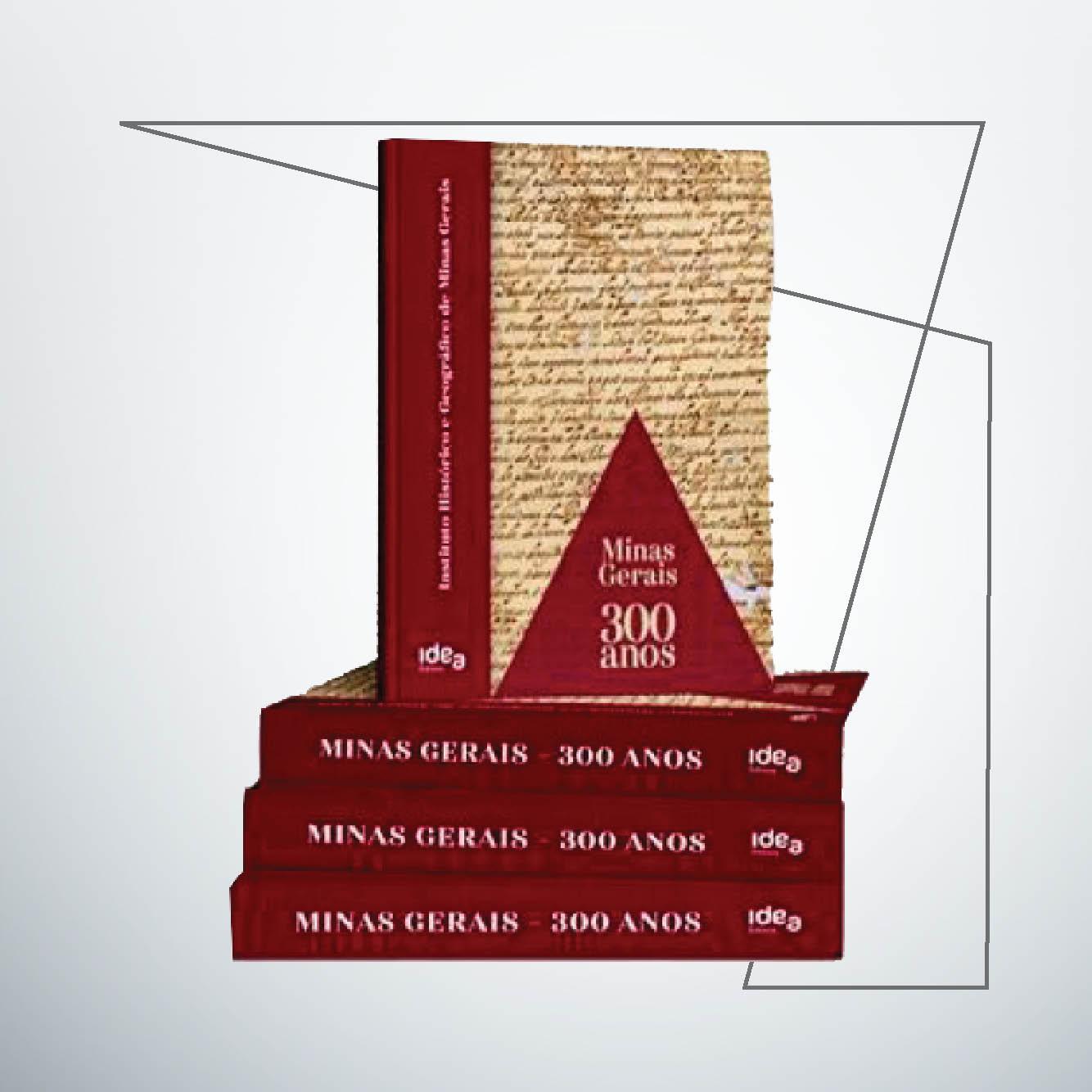 Evento: Instituto Histórico e Geográfico de MG lança o livro