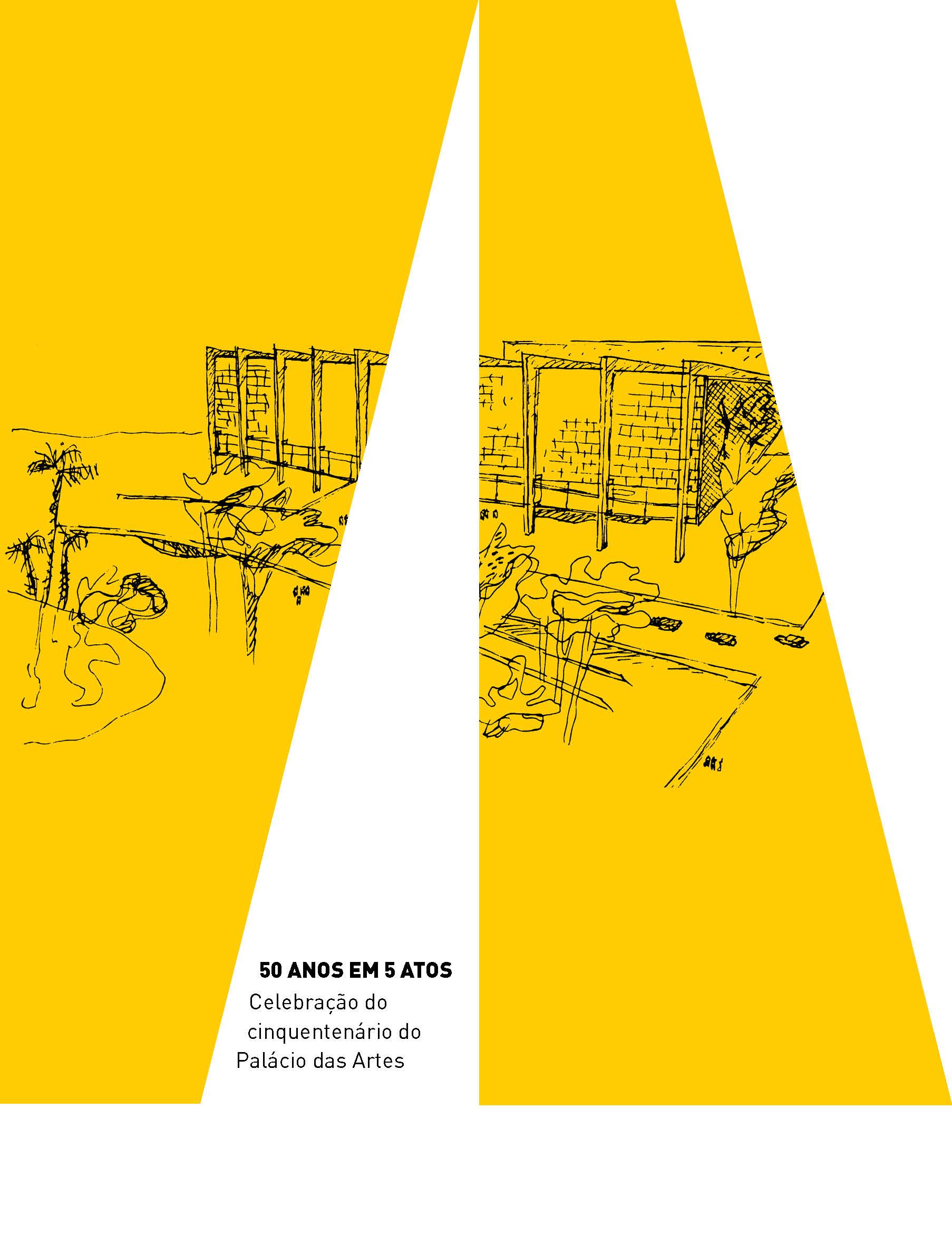 Evento: Exposição interativa - imersiva e eventos on-line celebram cinquentenário do Palácio das Artes