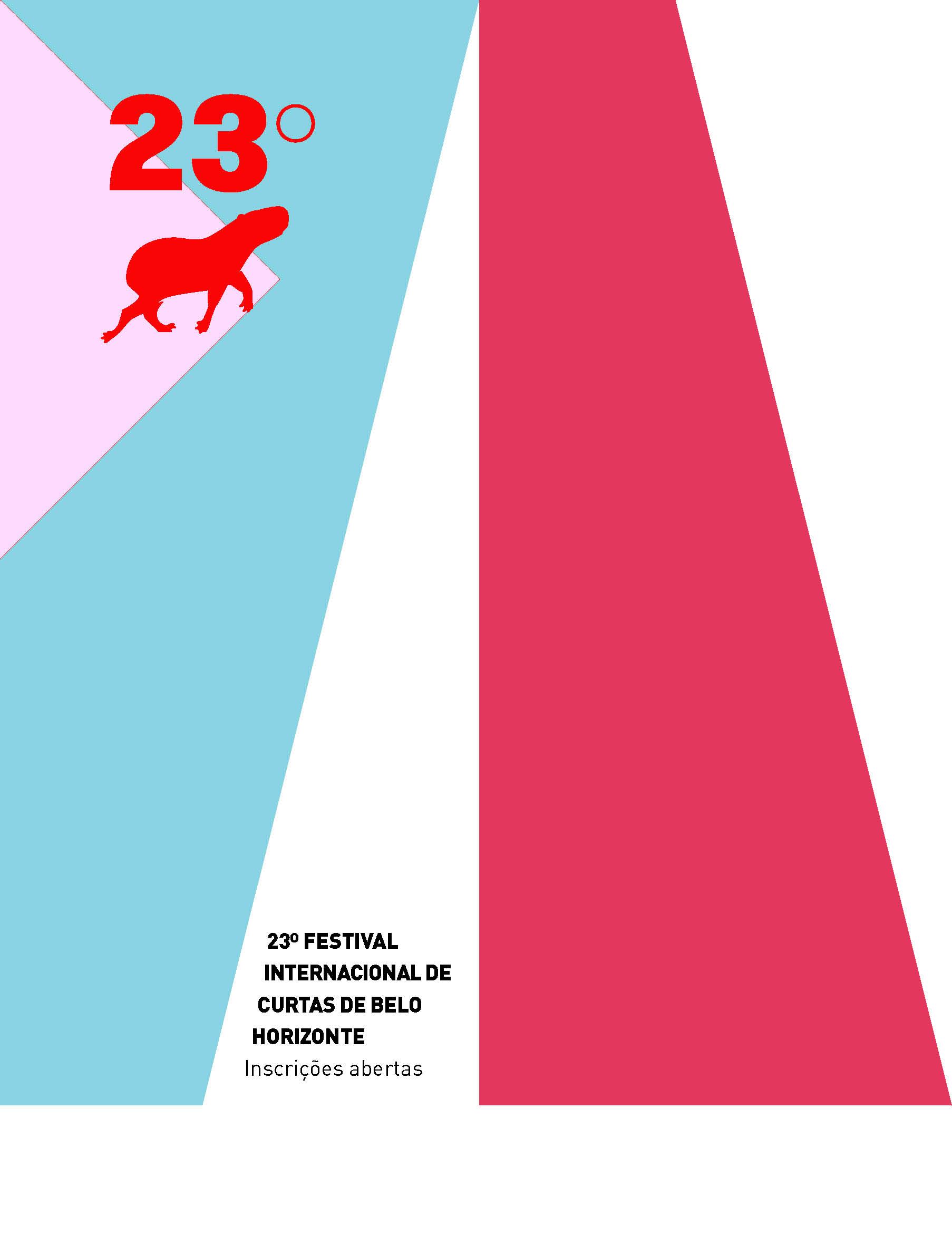 Evento: INSCRIÇÕES ABERTAS | 23º Festival Internacional de Curtas de Belo Horizonte