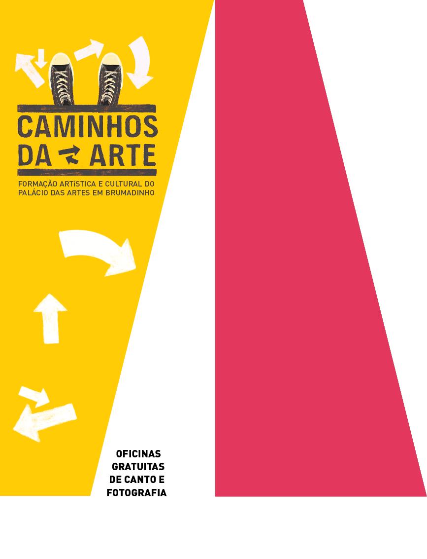 """Evento: FCS / Palácio das Artes dão continuidade ao programa gratuito """"Caminhos da Arte"""", em Brumadinho"""