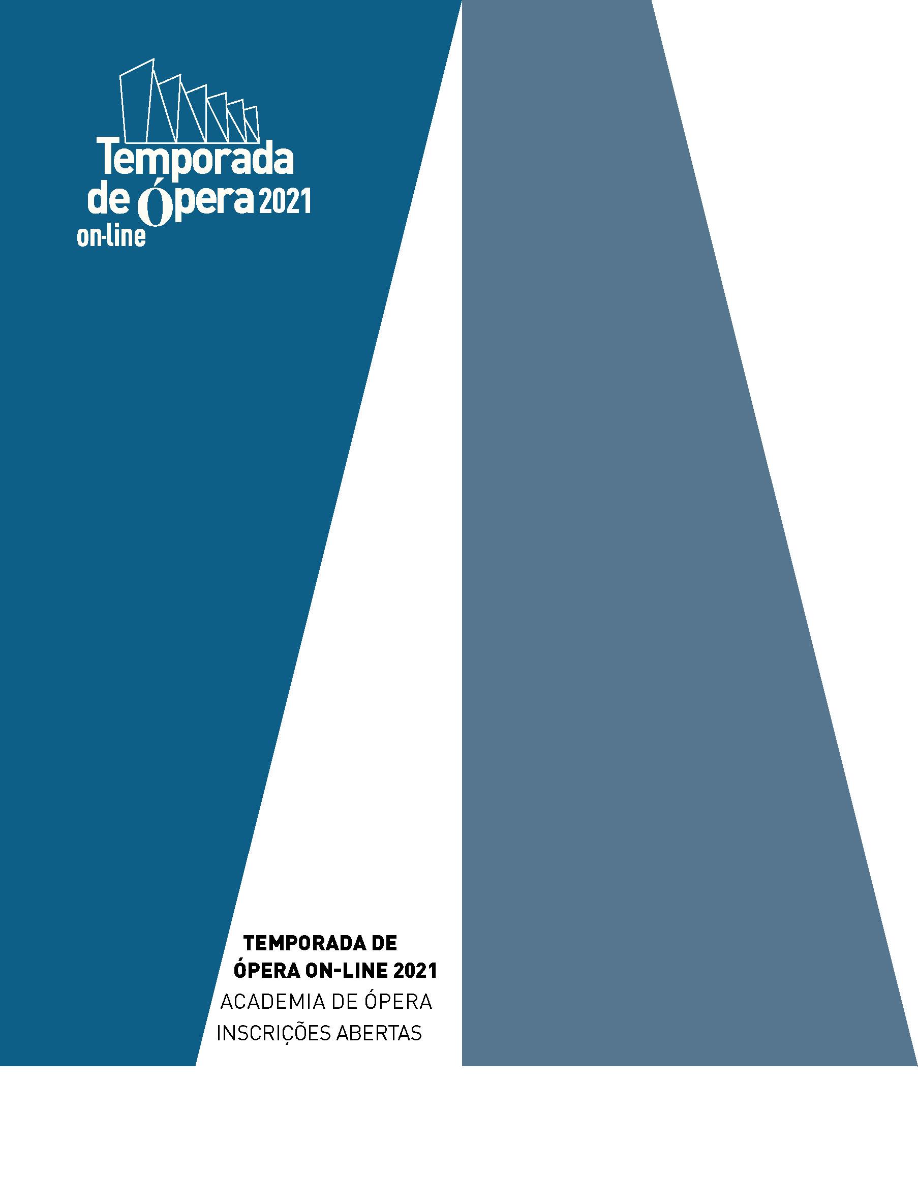 Evento: Temporada de Ópera on-line 2021