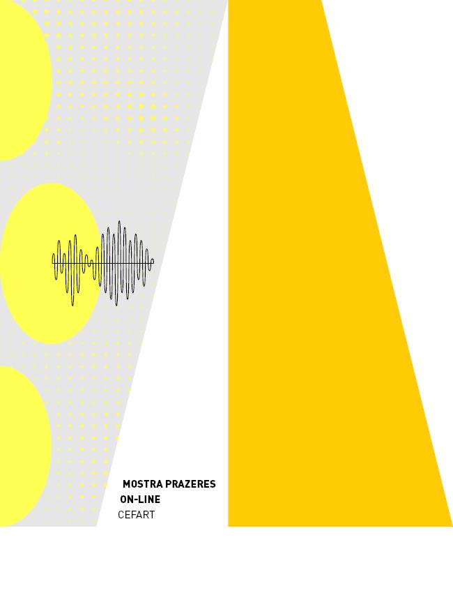 Evento: Prazeres | Mostra On-line do Cefart