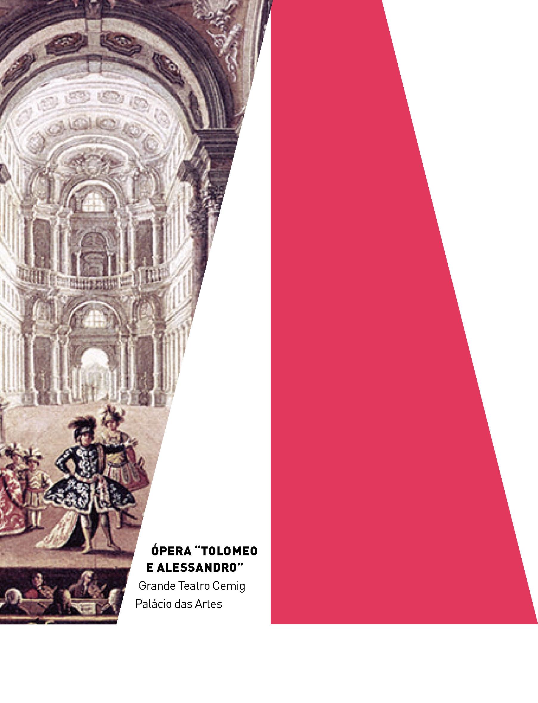 Evento: Ópera Tolomeo e Alessandro será encenada pela primeira vez na América